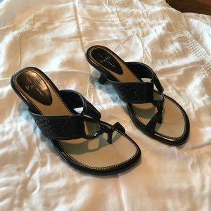 Linea Paolo leather sandals size 5M